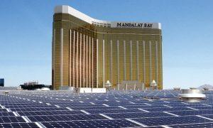 Pourquoi certains établissements de Las Vegas parient sur l'énergie solaire
